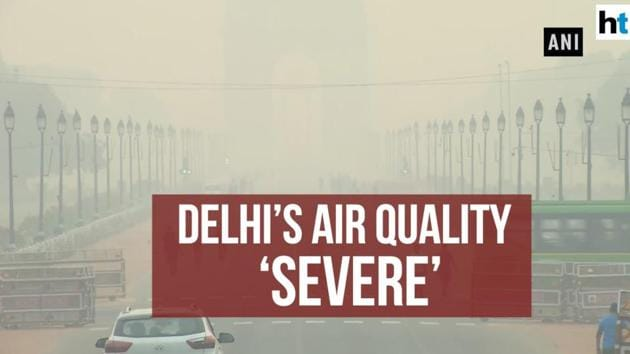 Delhi's air quality reached the 'severe' category after Diwali celebrations which saw people bursting crackers to mark the occasion. This year the air quality in the capital is comparatively better than in the previous years following diwali. To curb air pollution, the Arvind Kejriwal led-government in Delhi has announced the implementation of the Odd-Even scheme from November 4-November 15.
