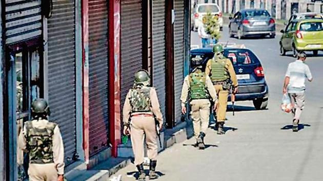 Nineteen people were injured on Monday when militants lobbed a grenade on civilians at a bus stand in Sopore town of Jammu and Kashmir's Baramulla district.(PTI Photo (Representative))