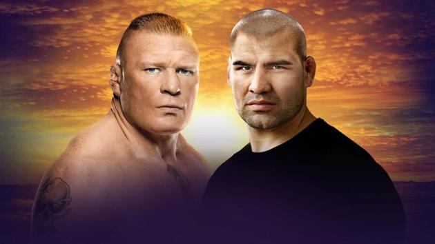 WWE Crown Jewel 2019 will feature heavyweight boxer Tyson Fury and former UFC star Cain Velasquez.(WWE)