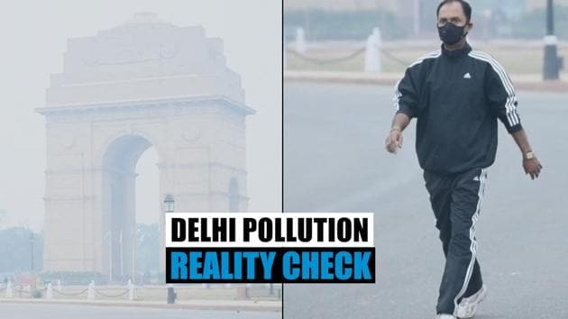 As pollution levels spike in the capital following Diwali, Hindustan Times spoke to people who were out for morning walks in the capital, to get a sense of how pollution is affecting them. Most people agree they feel the discomfort due to the dip in air quality. Some people were even seen wearing masks during their morning walks. Watch this video where residents of Delhi narrate their experience as pollution levels spike.