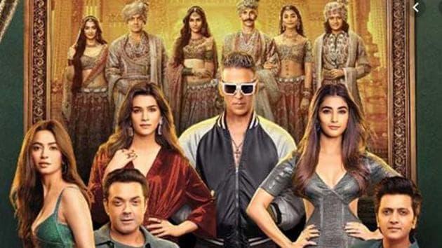 Akshay Kumar's Housefull 4 was a Diwali release.