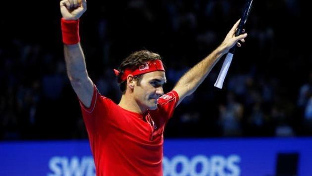 Switzerland's Roger Federer(REUTERS)