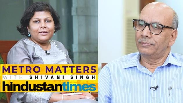 In the latest edition of Metro Matters, Mangu Singh, managing director, Delhi Metro Rail Corporation, speaks to Shivani Singh, metro editor, Hindustan Times. The Delhi Metro chief talks about tackling the challenges of punctuality in operations, the growing problem of crowding at stations as well as fixing last-mile connectivity. Mangu Singh says that the corporation is planning to introduce new, energy-efficient mobility options such as e-rickshaws and e-bikes to complement the feeder bus service. He also talks about the new Metrolite project and the Phase IV expansion.