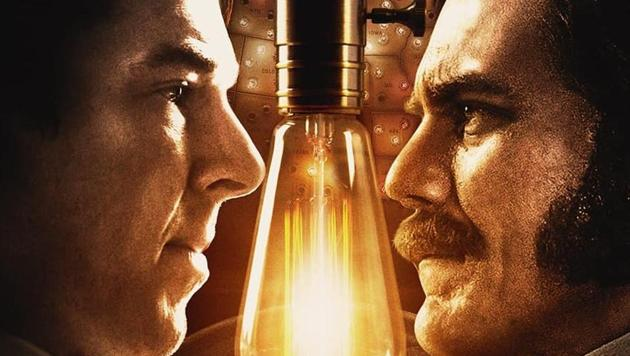 The Current War movie review: Benedict Cumberbatch and Michael Shannon face off.