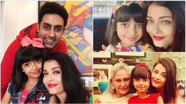 Happy birthday Aishwarya Rai: Check out her best family pics.