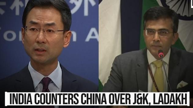India gave a strong response to Chinese statements on the official bifurcation and conversion of Jammu and Kashmir into two Union Territories. On the day that the Union Territories of Jammu and Kashmir, and Ladakh came into being, China's foreign ministry called the move 'illegal' and 'ineffective'. The Indian government hit back, stating that it doesn't expect China or any other country to interfere in its internal affairs. India also pointed out that China is in occupation of a large tract of land in the region.