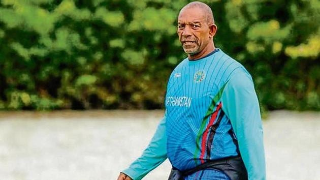 Now, Phil Simmons has bigger role to shoulder as head coach of West Indies.(getty image)