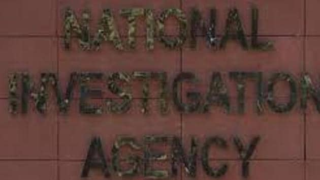 The terror module planned to target leaders of the Rashtriya Swayamsevak Sangh (RSS) and the Bharatiya Janata Party (BJP) in south India. Six IS members were arrested and they have been charged by NIA.(HT File)