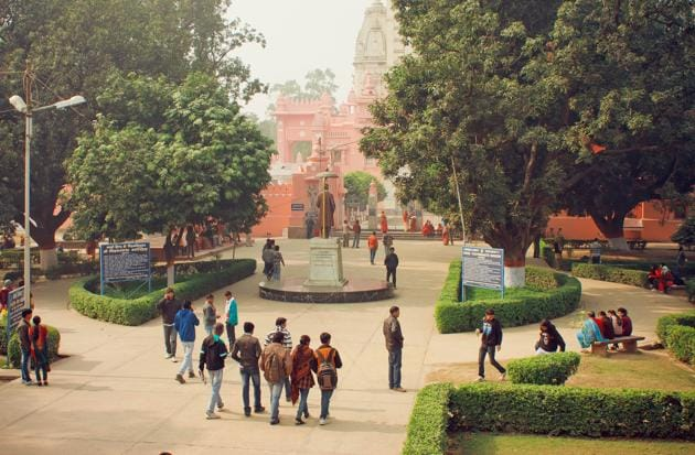 The essays in this collection contend that university campuses are rare public spaces where pluralism, cohesion, autonomy, and interrogation thrive to help build an egalitarian society.(Shutterstock)