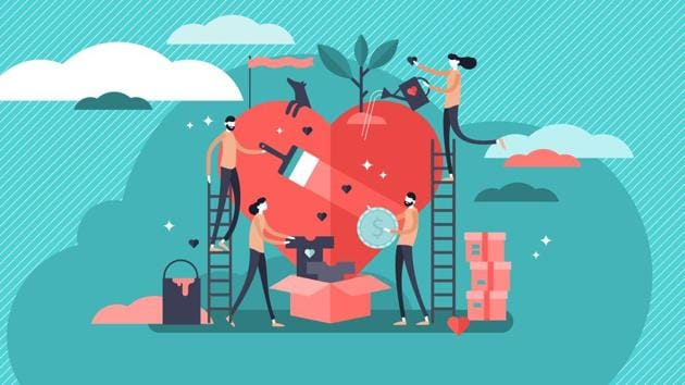 The demand for giving, in the economic sense of the word, has never been higher in our society. It requires desire, capacity and the willingness to act(Shutterstock)