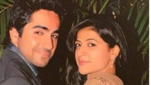 Ayushmann Khurrana and Tahira Kashyap have two children together.(Instagram)