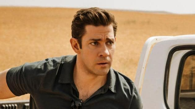 A scene from the Amazon Prime show Jack Ryan.(HT Photo)