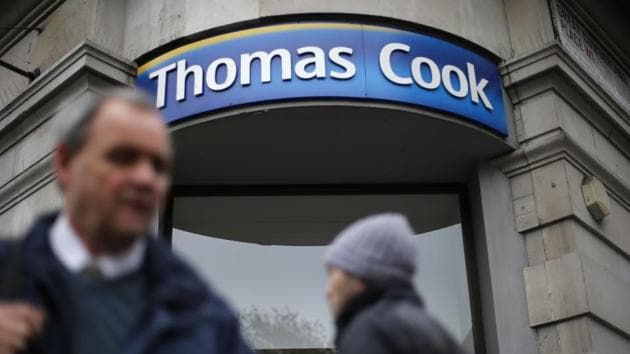 Thomas Cook managing director reiterated that the sale of the company did not include regions of India,Sri Lanka and Mauritius.(Reuters photo)
