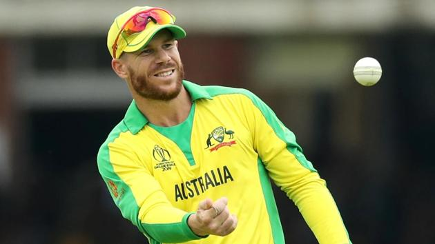 File image of Australia cricketer David Warner.(Action Images via Reuters)