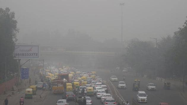 Supreme Court on Friday said that the vehicle rationing odd-even scheme may not be a permanent solution in tackling air pollution.(AP photo)