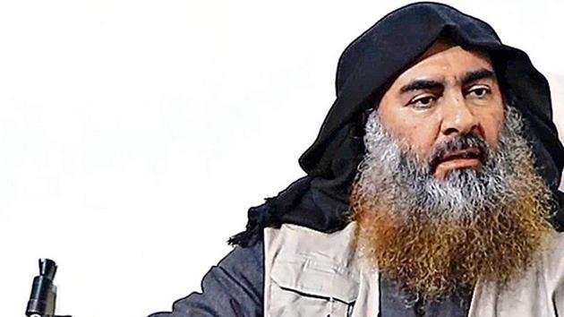 File photo of ISIS chief Abu Bakr al-Baghdadi. (Photo: AP)