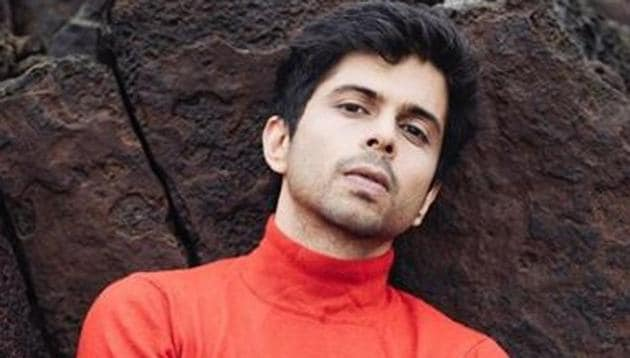 Sanchay Goswami, who has worked in some films and television serials, told the police that someone gained unauthorised access to his WhatsApp account.(Sanchay Goswami/Instagram)