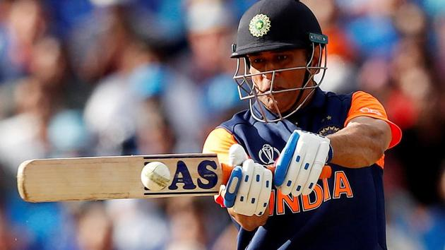 MS Dhoni in action.(Action Images via Reuters)