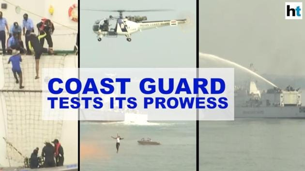 The Indian Coast Guard tested its efficiency and preparedness during the Regional Level Search and Rescue Workshop and Exercise 2019 conducted off the Goa coast. The two-day event comprised a search and rescue workshop and table top exercise on Tuesday, followed by a search and rescue exercise at sea on Wednesday. Five ICG ships, Dornier aircraft, two Chetak helicopters were used for the workshop.