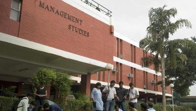 Ten point agenda mooted to build world class universities. (Representational image)(HT file)