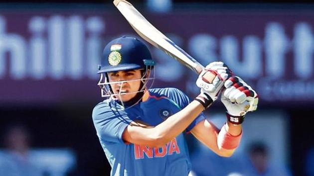 Shubman Gill has done well in the limited opportunities that he has got to play for India.(Getty Images)