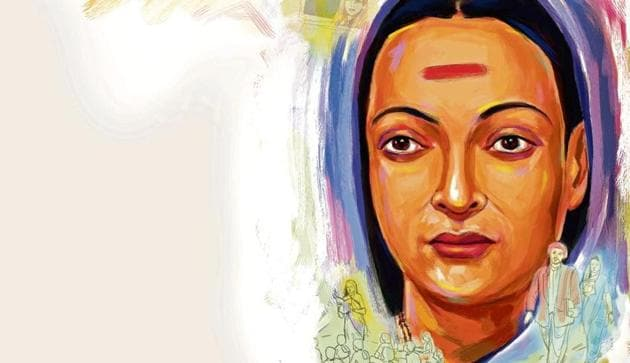 Savitribai Phule who was a staunch feminist started Mahila Seva Mandal in 1852 to educate women about their rights, dignity and social issues.(ILLUSTRATION: Biswajit Debnath)