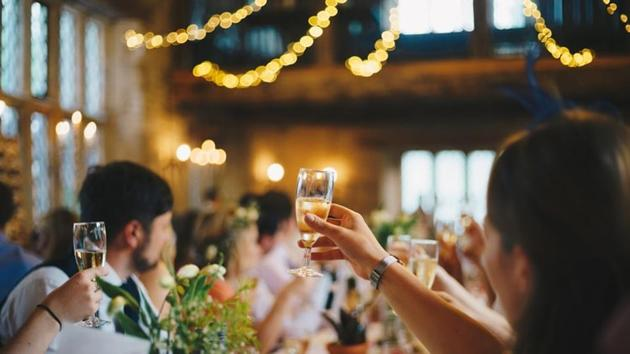 Wedding season is around the corner and keeping fit is a challenge.(Unsplash)