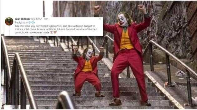 Joaquin Phoenix's performance in Joker was appreciated by many.