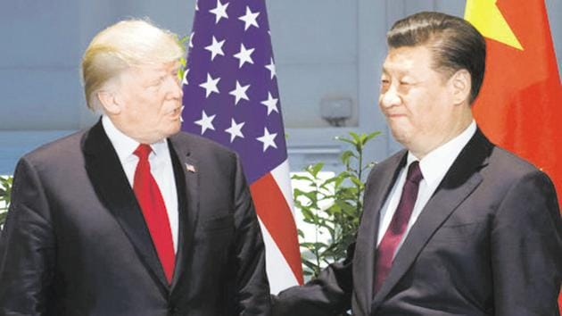 The US would like to strengthen military cooperation with China, including repatriating the remains of American soldiers killed in the country during World War II(AP)
