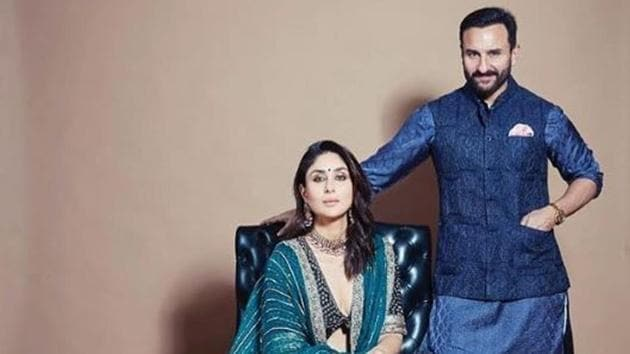 Saif Ali Khan and Kareena Kapoor have been married for seven years.