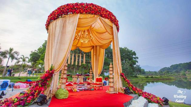 DreamzKrraft, the company responsible for the wedding décor in the web series Made In Heaven, help in planning all aspects of a marriage.(DreamzKrraft)