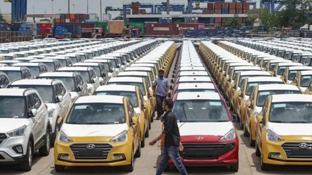 Auto industry of China to promote higher car sales in rural areas.