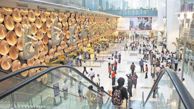 Officers of the CISF, the force responsible for airport's security, said scanners have been further fine tuned as per Indian standards(HT File Photo)