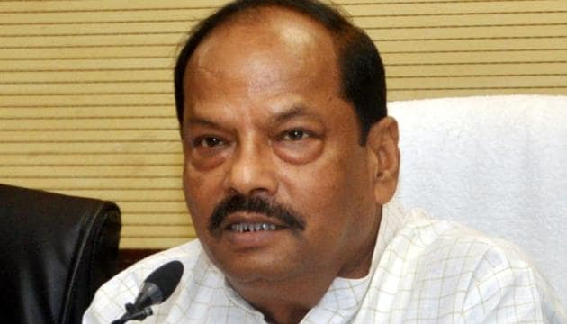 Chief minister Raghubar Das is the BJP candidate from the Jamshedpur East assembly seat in the upcoming assembly polls in Jharkhand.(HT File)
