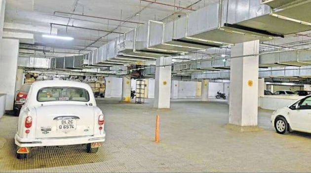 The new rules have specified increased charges for off-street parking and shuttle services.(HT Photo)