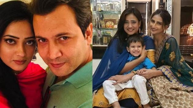 Shweta Tiwari is now busy taking care of her two kids after tiff with Abhinav Kohli.