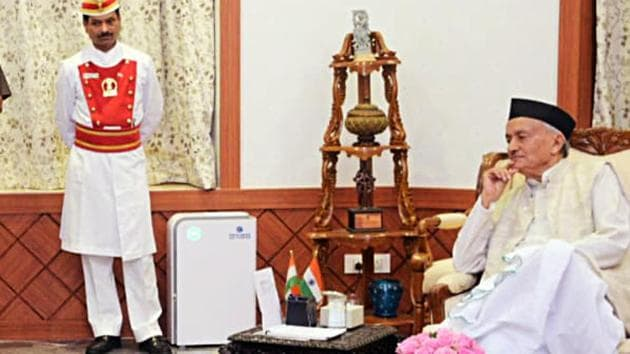 The governor of Maharashtra, Bhagat Singh Koshiyari, has announced the imposition of President's rule in the state. To be sure, the governor has discretion, especially in a political context where no party or alliance has an outright majority, but this discretion has to be used wisely(ANI)