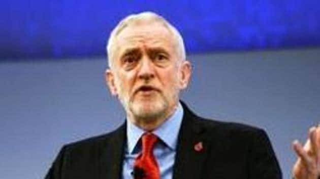 After Labour leader Jeremy Corbyn in October signalled a rowing back in the face of anger in New Delhi and the community over the party's recent resolution on Jammu and Kashmir.(Reuters Photo)