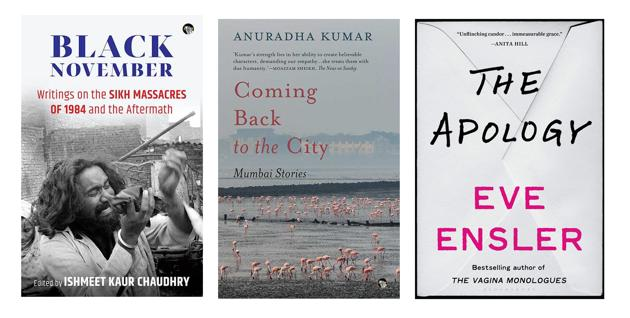 Serious reading this week with a book on the Sikh massacres of 1984, stories of struggles in Mumbai , and a new book from the author of The Vagina Monologues.(HT Team)