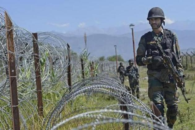 A ceasefire in the Poonch area of Jammu and Kashmir was violated by Pakistan(Hindustan Times)