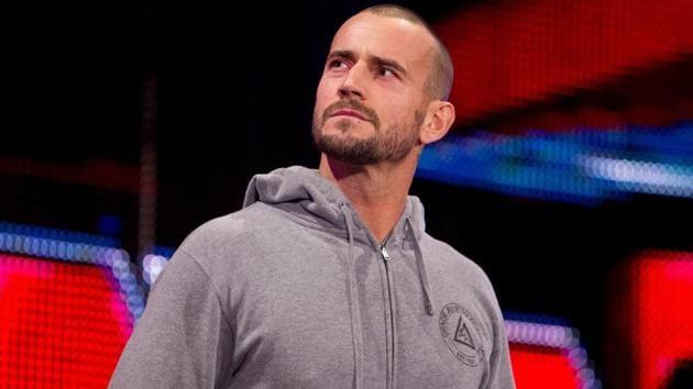 CM Punk has returned to WWE.(WWE)