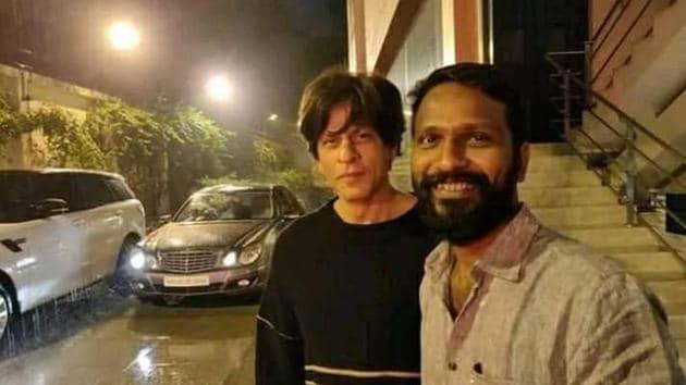 Vetrimaaran on meeting Shah Rukh Khan: It was a courtesy call, were not
