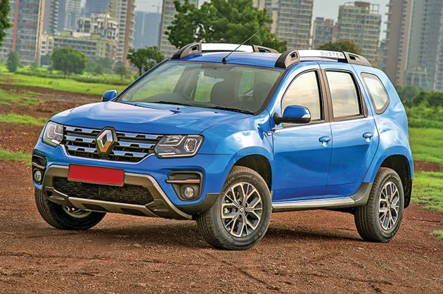 AWD Renault Duster