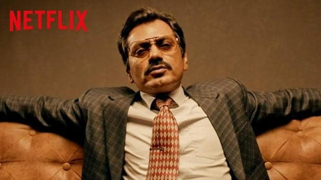 Nawazuddin Siddiqui gained international fame with his Ganesh Gaitonde act in Sacred Games.