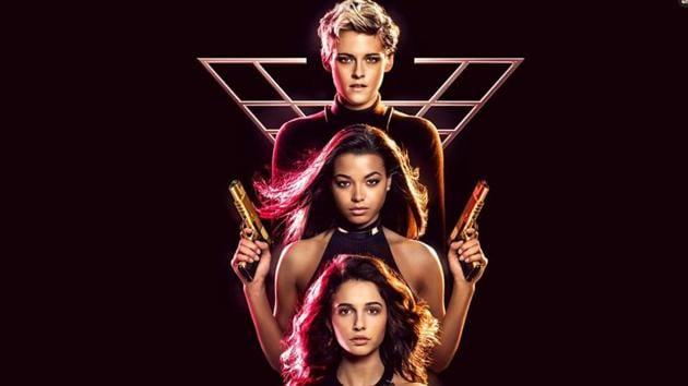 Charlie's Angels movie review: Kristen Stewart, Naomi Scott and Ella Balinska as the new Angels.