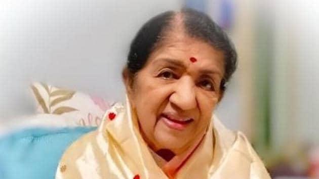Lata Mangeshkar is recovering in a Mumbai hospital.
