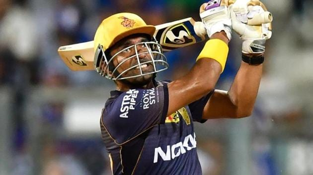 File image of Robin Uthappa in action for KKR.(BCCI Image)