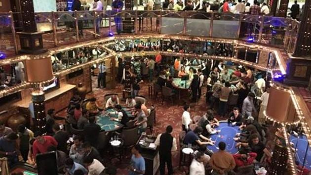 According to the study, 49.9% of participants reported engaging in gambling behaviours at least once in their lifetime while 45.4% reported current gambling or in the past 12 months.(HT file photo)