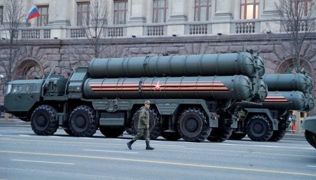 """India acquiring the S-400 missile defence system from Russia is a """"problem"""" for the US, Admiral Philip Davidson, who is Commander of Indo-Pacific Command, said in July.(Reuters Photo)"""