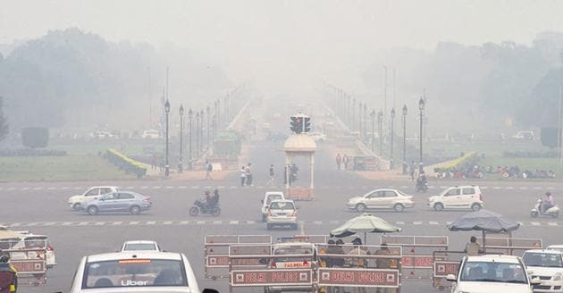 A meeting of a parliamentary panel convened to take a hard look at the role of civic bodies to check air pollution in the national capital Delhi on Friday had to be put off after a large number of officials and lawmakers skipped the meeting.(PTI)